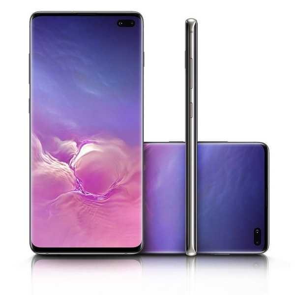 Smartphone Galaxy S10 Plus 6.4
