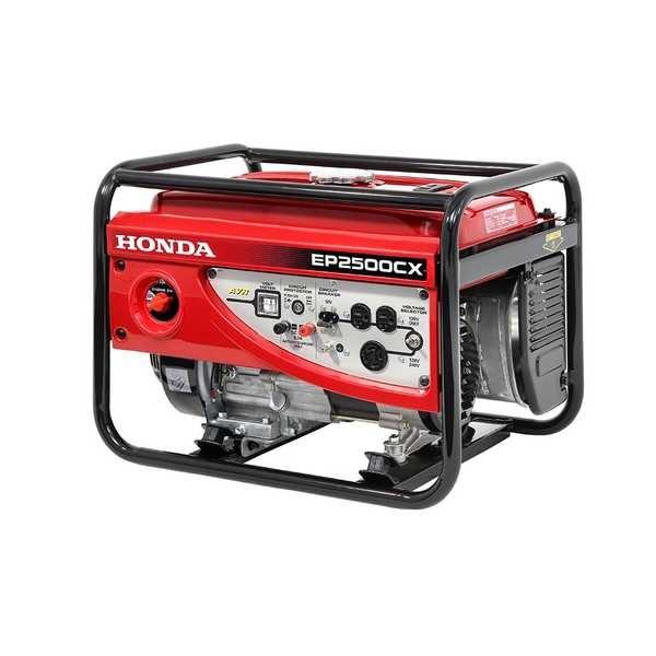 Gerador EP2500CX 2.5 LBH1 Honda