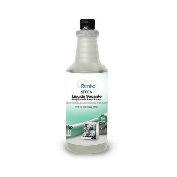 Secante Lava Louças Profissional 1L 1 UN Renko