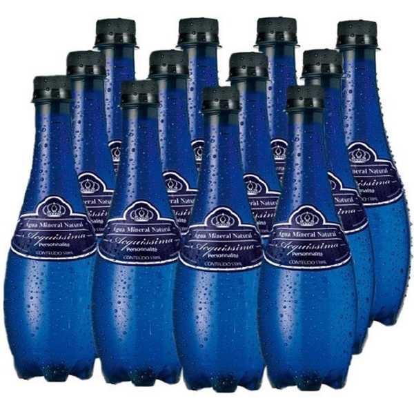 Água Mineral Personalité sem Gás 310ml PT 12 UN Acquíssima