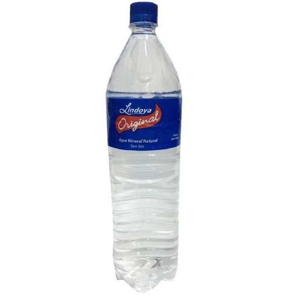 Água Mineral sem Gás 1,5L 1 UN Lindoya