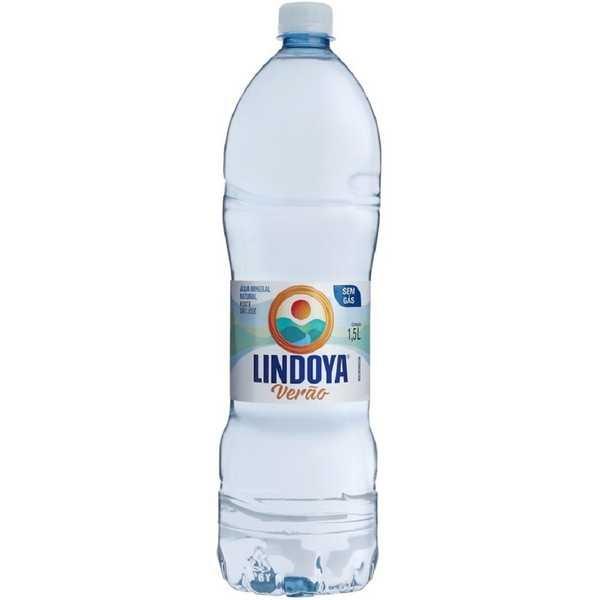 Água Mineral sem Gás Verão 1,5L 1 UN Lindoya