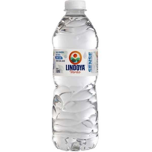 Água Mineral Verão Sense sem Gás 510ml 1 UN Lindoya
