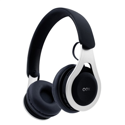 Headphone Drop Bluetooth Preto HS306 1 UN OEX