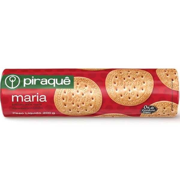 Biscoito Maria 200g 1 UN Piraquê