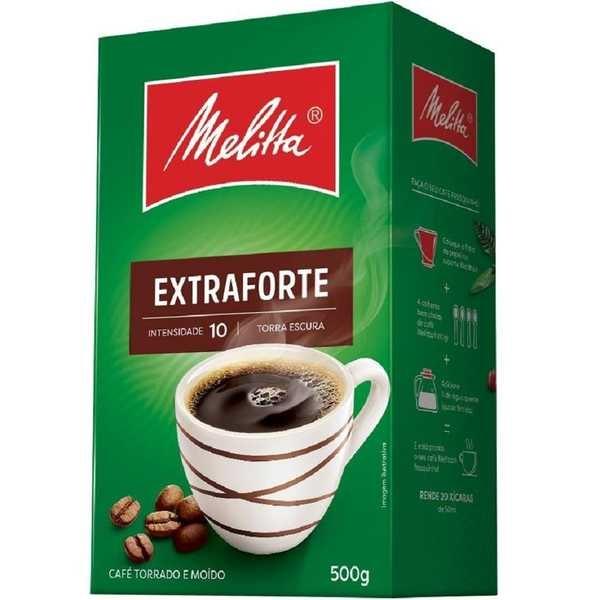 Café em Pó Extra Forte 500g 1 UN Melitta