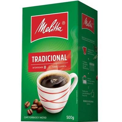 Café em Pó Tradicional 500g Melitta