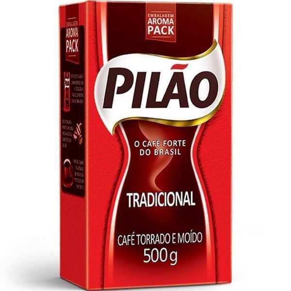 Café em Pó Tradicional 500g 1 UN Pilão