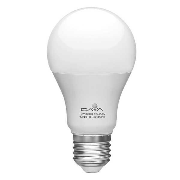 Lâmpada de LED Bulbo A60 12W Bivolt 9583 1 UN Gaya