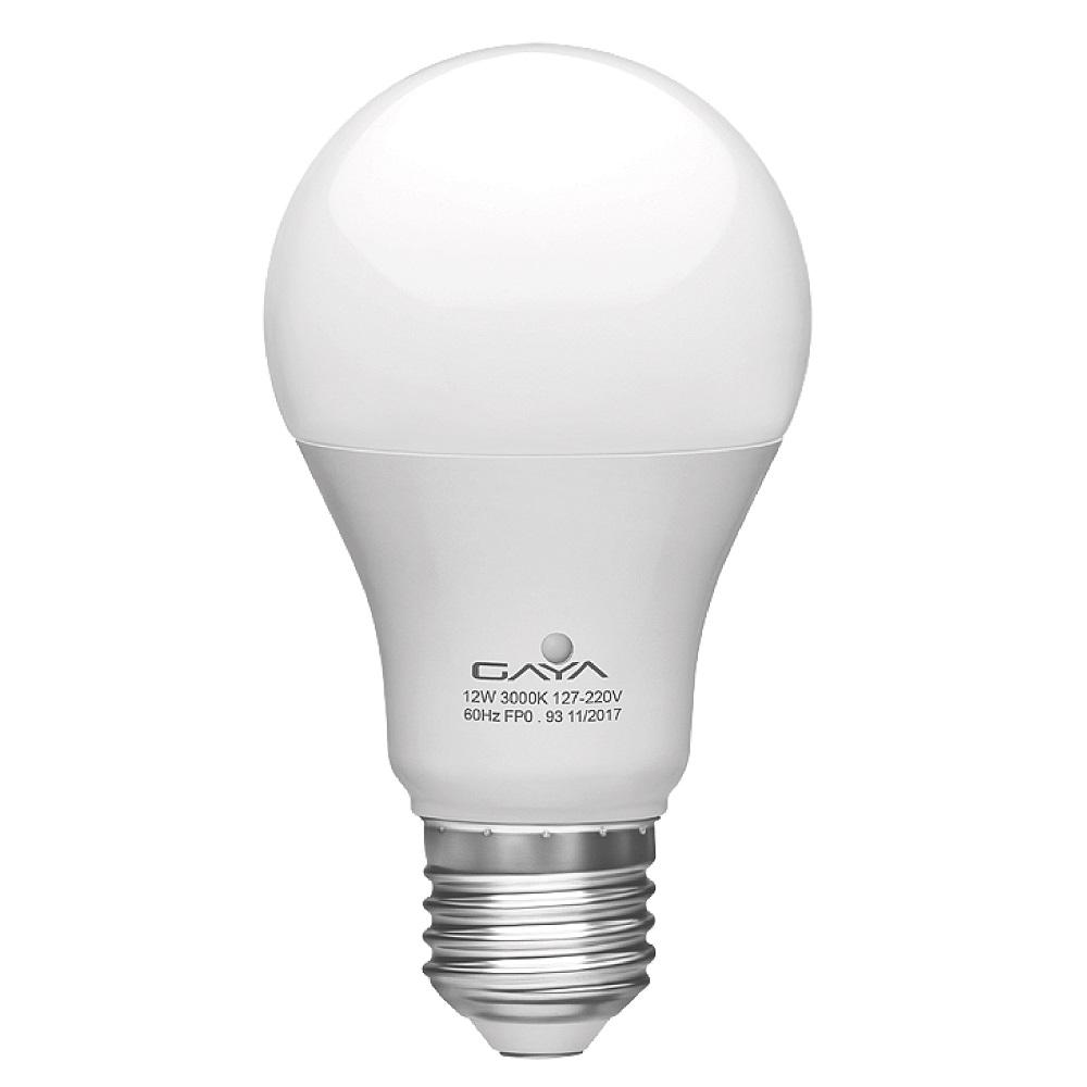 Lâmpada de LED Bulbo A60 9W Bivolt 9579 1 UN Gaya