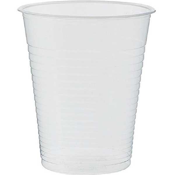 Copo Plástico 180ml Transparente PT 100 UN Altacoppo