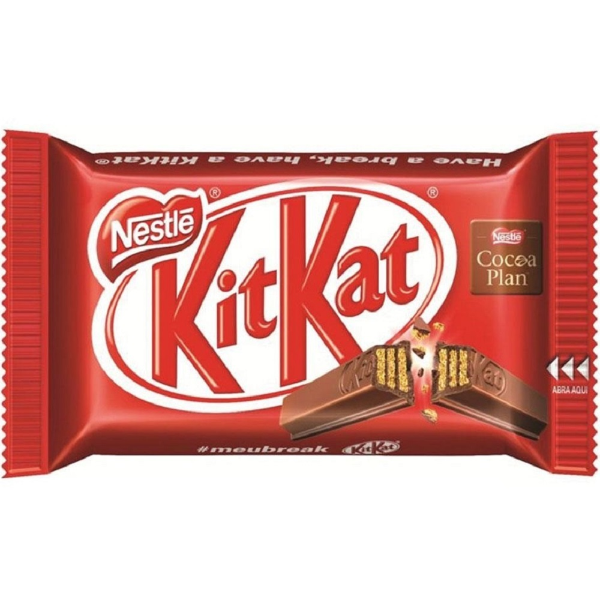 Chocolate Kit Kat 45g 1 UN Nestle