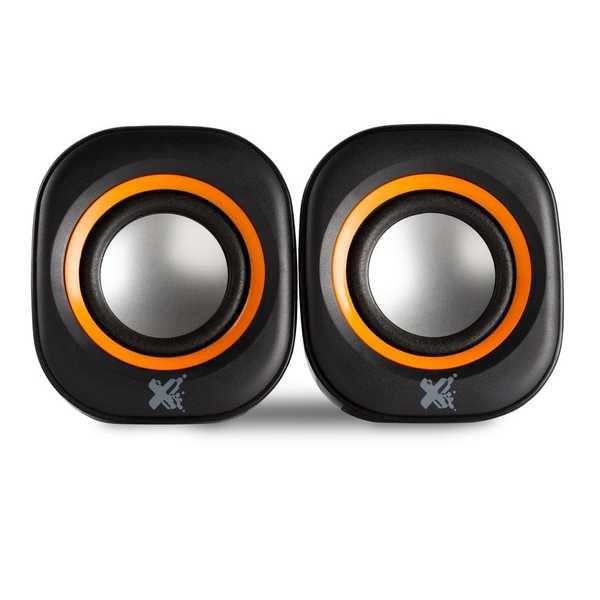 Caixa de Som Sound Bar USB Preto 1 UN Maxprint