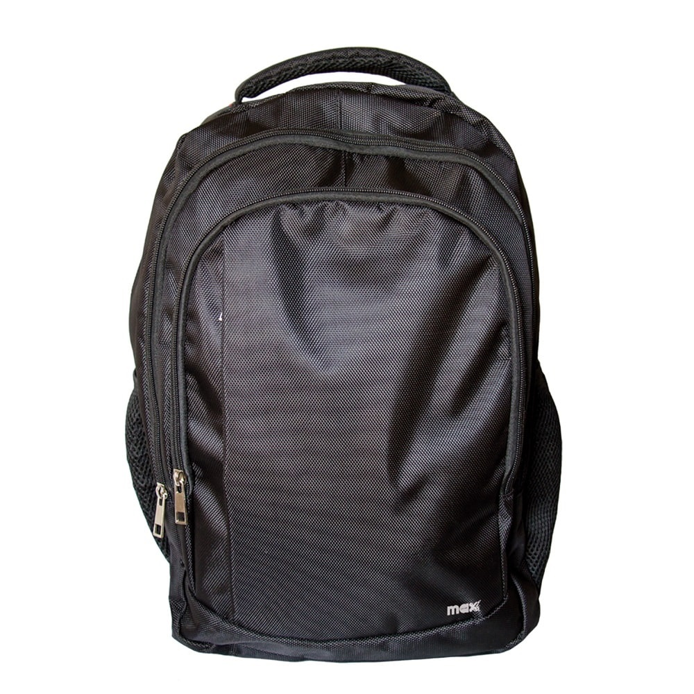 Mochila Executiva Suits Junior Preto 1 UN Maxprint