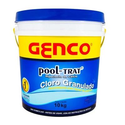 POOL-TRAT® Cloro Granulado GENCO®