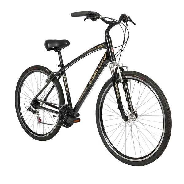 Bicicleta Chicago Aro 700 N Preto Schwinn