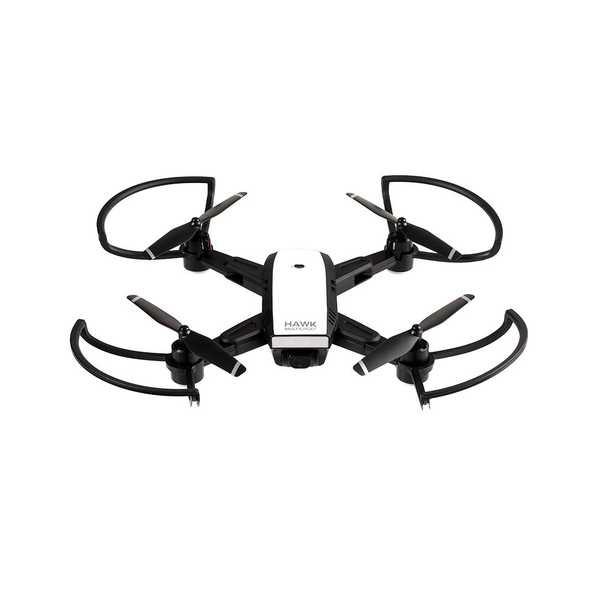 Drone Hawk com Controle Remoto até 150m Câmera HD FPV Preto ES257 1 UN Multilaser