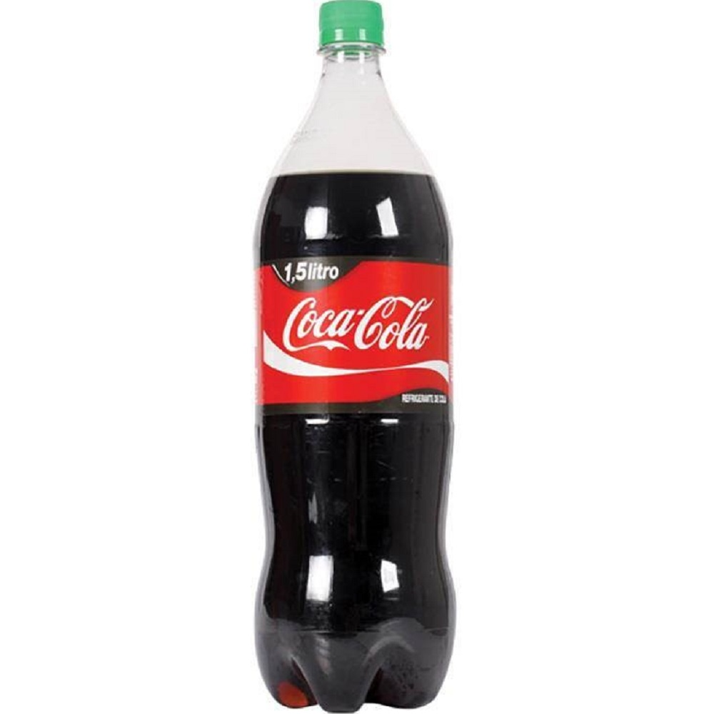 Refrigerante Coca Cola 1,5L Garrafa