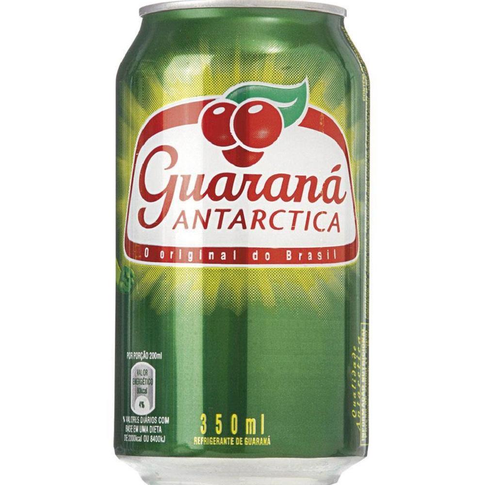 Refrigerante Guaraná Antarctica 350ml Lata