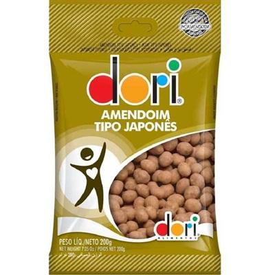 Amendoim Japonês 200g 1 UN Dori