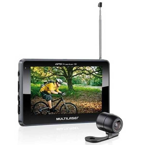 Navegador GPS LCD 4,3