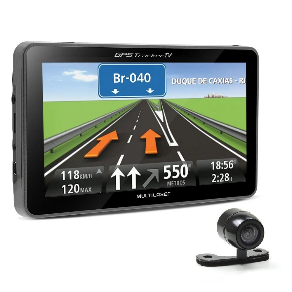 Navegador GPS LCD III 7