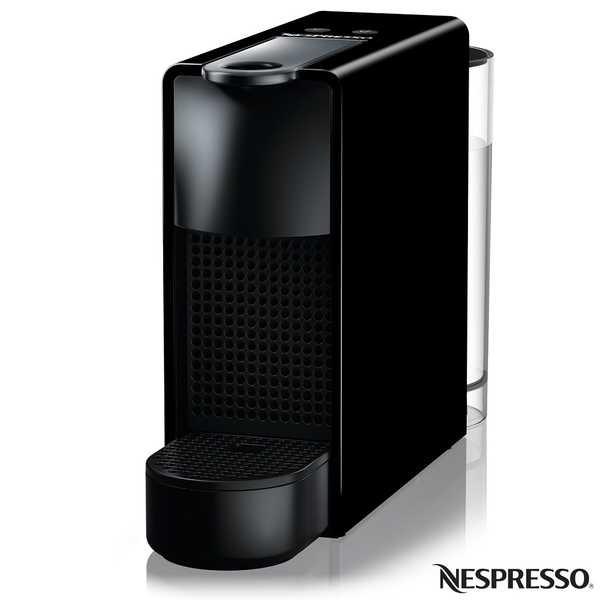 Cafeteira Elétrica Essenza Mini 127V Preto Nespresso