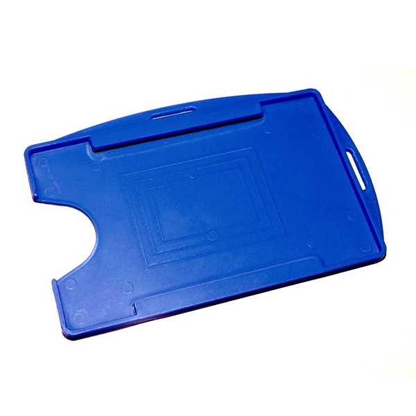 Protetor para Cartão Universal Azul Royal PT 10 UN Mares
