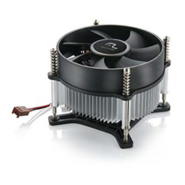 Cooler para Processador Intel Soquete LGA 775 1 UN Multilaser