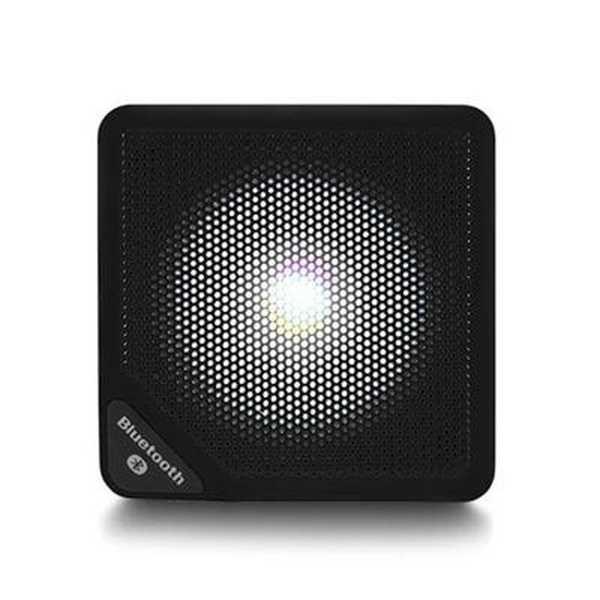 Caixa de Som Cubo Speaker 3W Preto 1 UN Multilaser