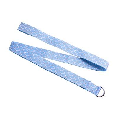 Fita Para Yoga Premium Azul ES242 1 UN Atrio