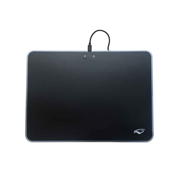 Mouse Pad Gamer LED RGB MP-G2000BK 1 UN C3Tech