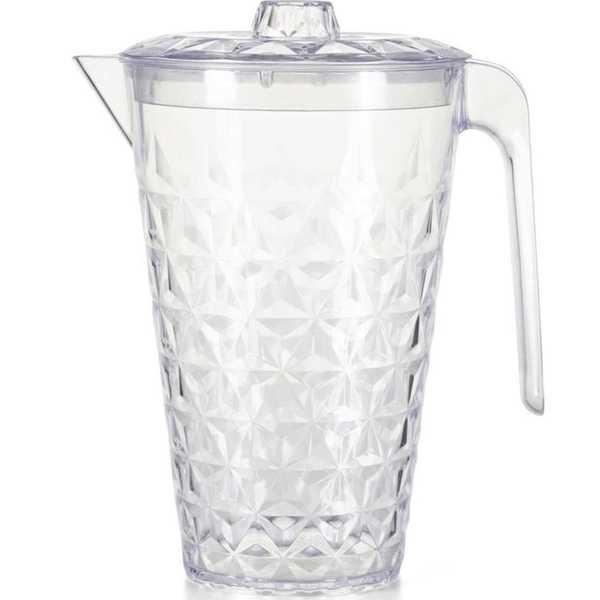 Jarra 2L Cristal 1 UN Plasvale
