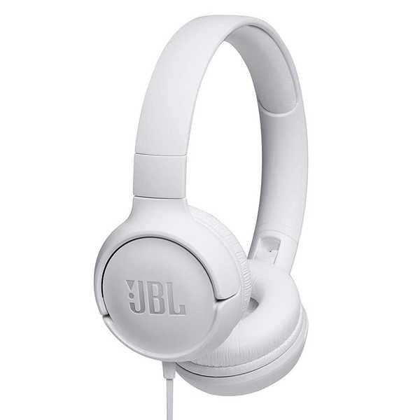 Headphone On Ear Branco T500 1 UN JBL