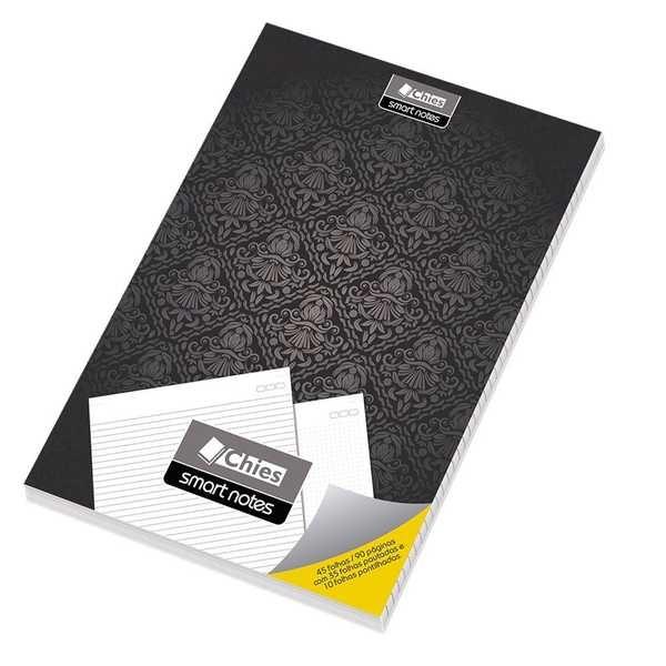 Bloco de Anotações Smart Note Deluxe A4 45 Folhas 1 UN Chies