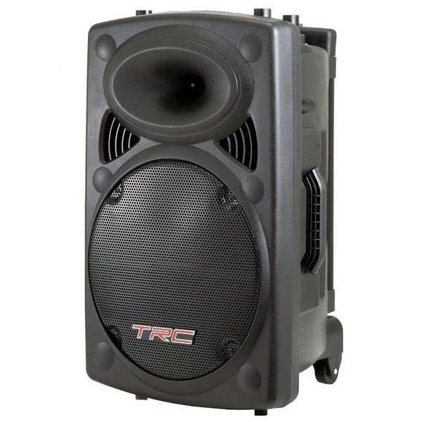 Caixa de Som Amplificadora com Bluetooth 350W TRC 436 1 UN TRC