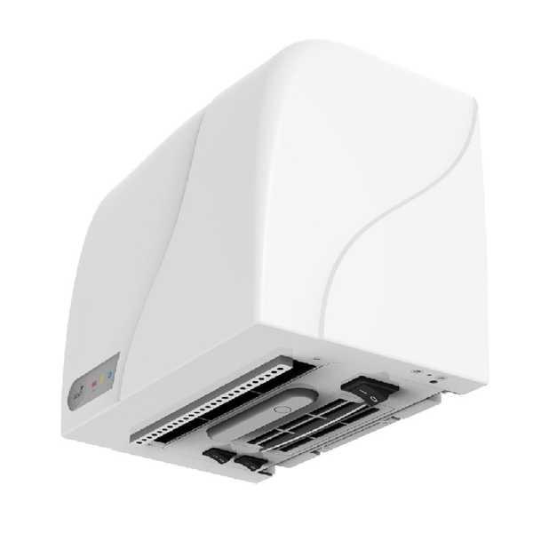 Secador de Mãos AG+ Branco 127V 1 UN Biovis