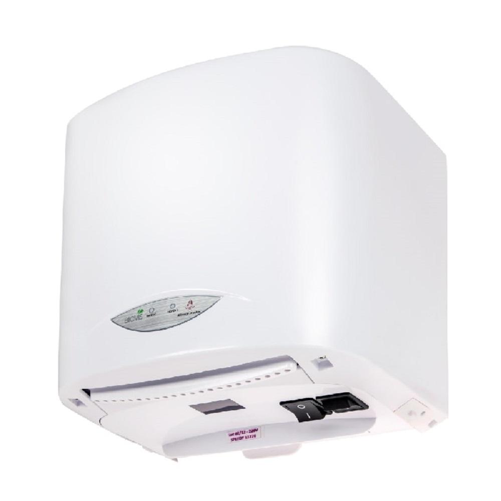 Secador de Mãos Speedy ABS Branco 127V 1 UN Biovis