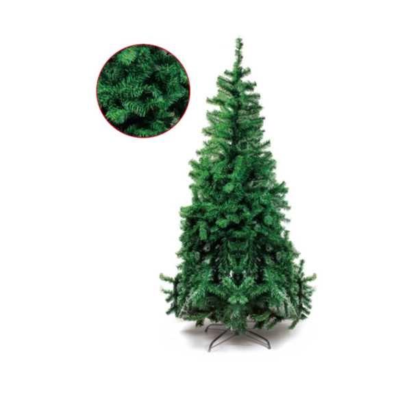Árvore de Natal Portobelo 150cm 350 Hastes Verde 1715603 1 UN Cromus