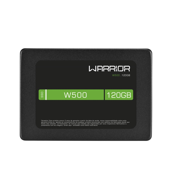 SSD Gamer 120GB SS110 1 UN Warrior