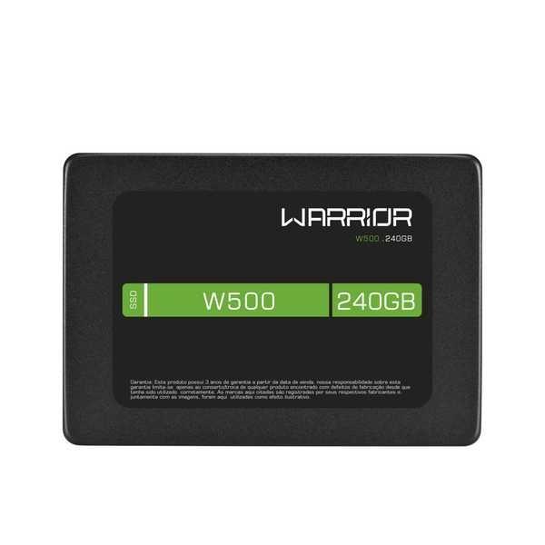 SSD Gamer 240GB SS210 1 UN Warrior