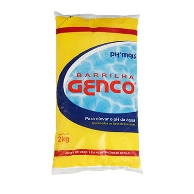 PH+ Mais Granulado Barrilha 2kg 1 UN Genco