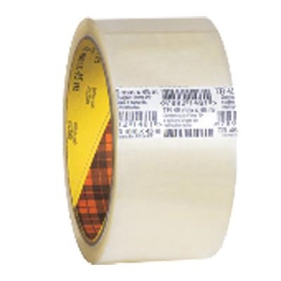 Fita Empacotamento Transparente Scotch 45mm x 45m 1 UN 3M