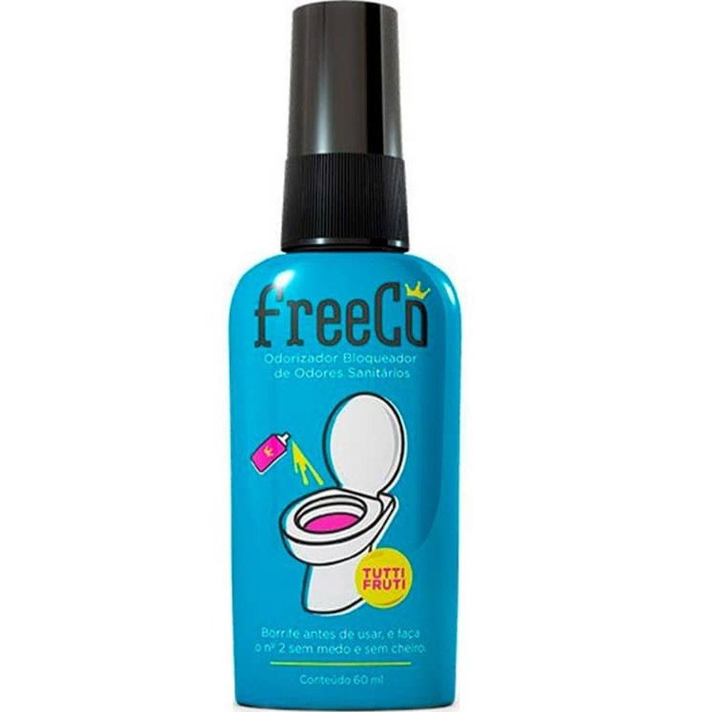 Bloqueador de Odores Tutti Fruti Spray 60ml FreeCô