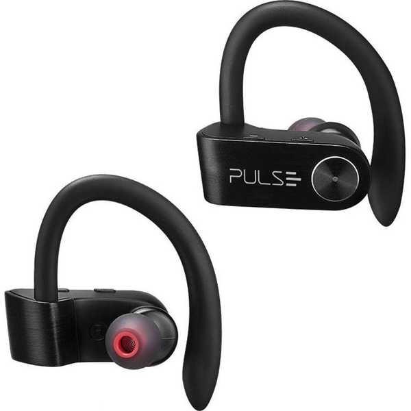 Fone de Ouvido Sport TWS Bluetooth Preto PH267 1 UN Pulse