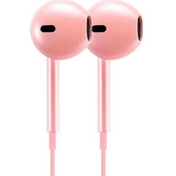 Fone de Ouvido Colormood Rosa Metálico FN204 1 UN OEX