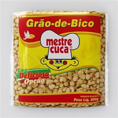 Grão de Bico 12 PT 500g Mestre Cuca
