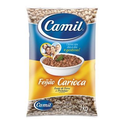 Feijão Carioca Tipo 1 1kg Camil