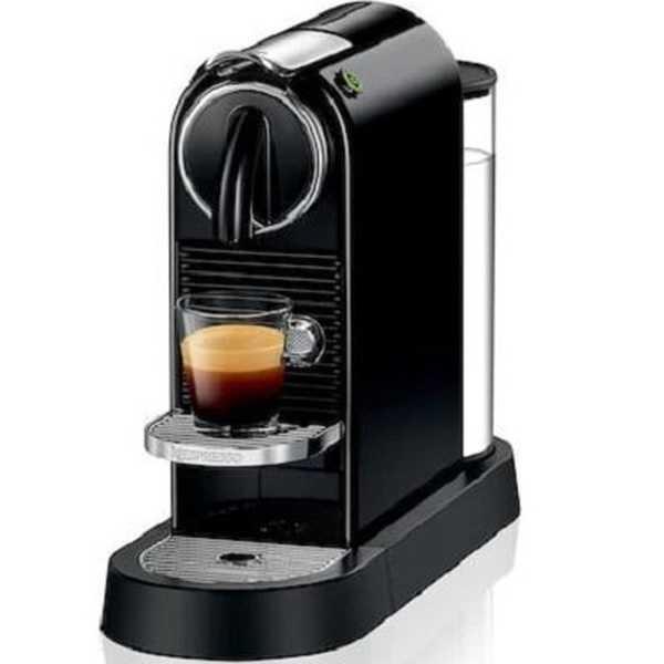 Cafeteira Elétrica Citiz 127V Preto 1 UN Nespresso