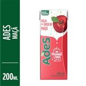Bebida à Base de Soja Sabor Maçã 200ml Ades